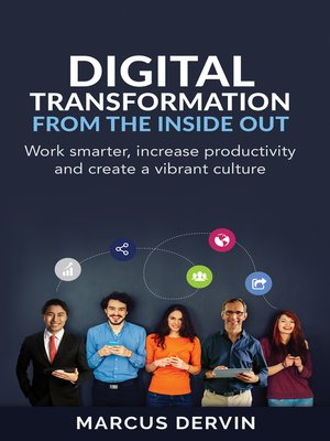 cover image of Digital Transformation from the Inside Out
