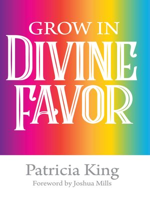 cover image of Grow in Divine Favor