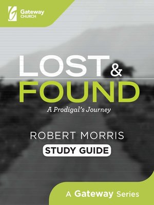 cover image of Lost and Found Study Guide