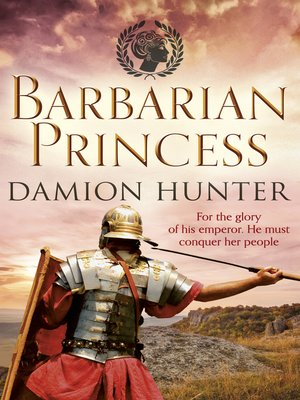 cover image of Barbarian Princess