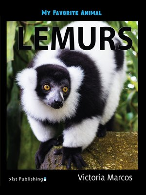 cover image of Lemurs