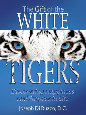cover image of The Gift of the White Tigers