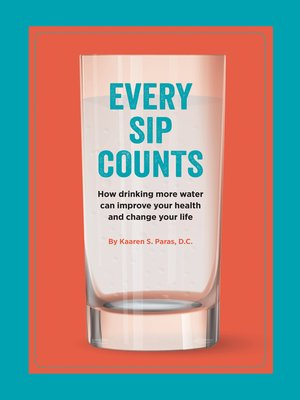 cover image of Every Sip Counts