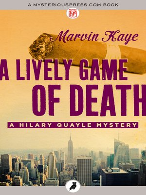 cover image of A Lively Game of Death