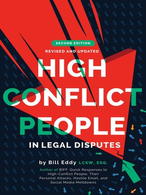 cover image of High Conflict People in Legal Disputes