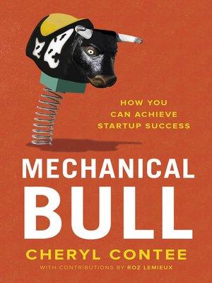 cover image of Mechanical Bull