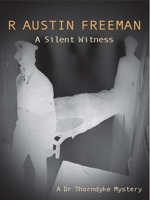 cover image of A Silent Witness