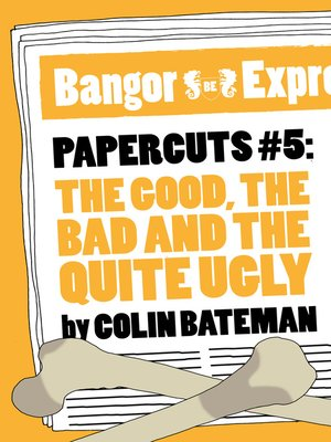 cover image of Papercuts 5