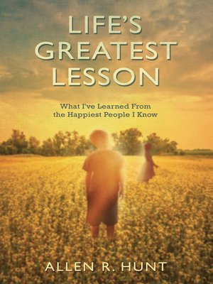 cover image of Life's Greatest Lesson
