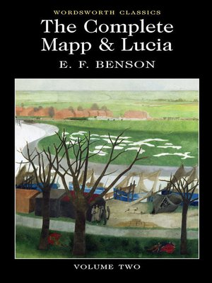 cover image of The Complete Mapp & Lucia, Volume 2