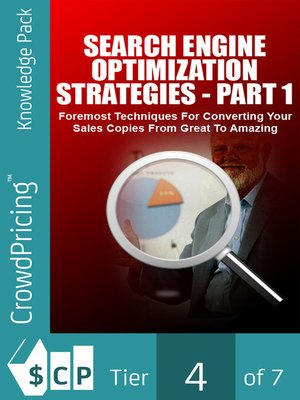 cover image of Search Engine Optimization Strategies, Part 1