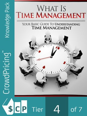cover image of What Is Time Management