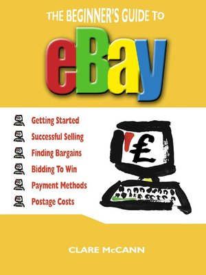 cover image of The Beginner's Guide to Buying and Selling on eBay