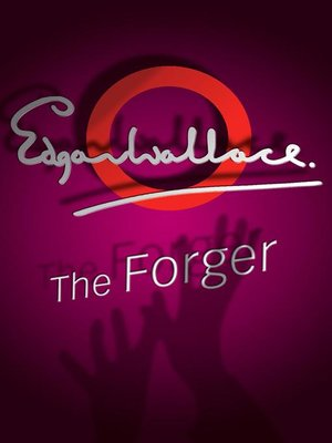cover image of The Forger