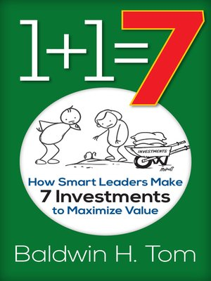 cover image of 1+1=7