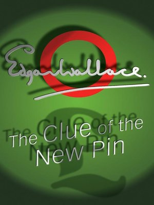 cover image of The Clue of the New Pin
