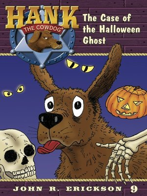 cover image of The Case of the Halloween Ghost