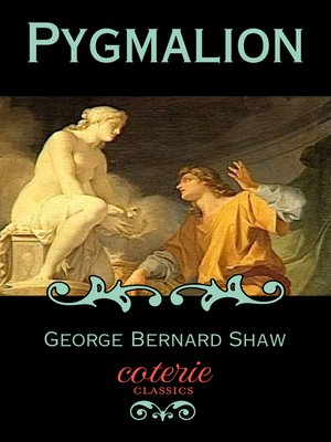 cover image of Pygmalion