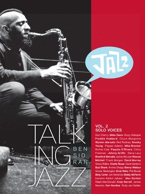 cover image of Talking Jazz With Ben Sidran