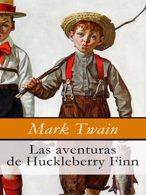 cover image of Las aventuras de Huckleberry Finn