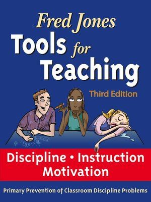 cover image of Fred Jones Tools for Teaching