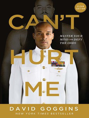 cover image of Can't Hurt Me