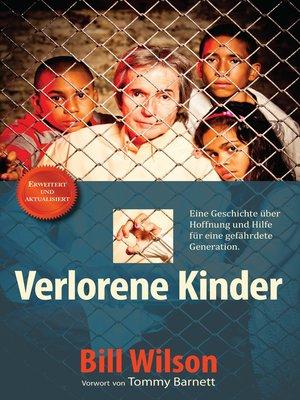 cover image of Verlorene Kinder