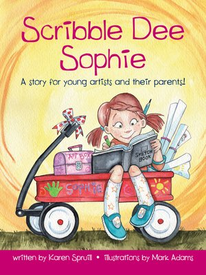 cover image of Scribble Dee Sophie