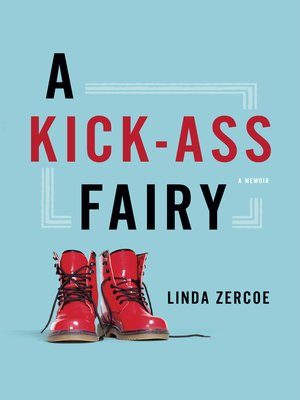 cover image of A Kick-Ass Fairy