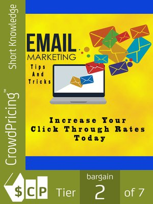 cover image of Email Marketing Tips and Tricks