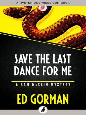 cover image of Save the Last Dance for Me