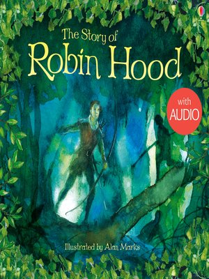 cover image of The Story of Robin Hood