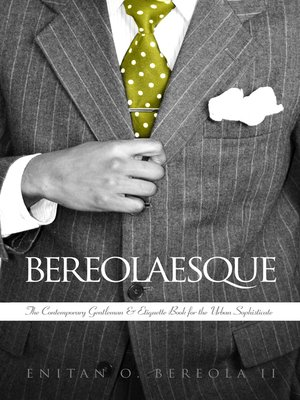 cover image of BEREOLAESQUE