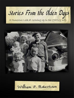 cover image of Stories from the Olden Days