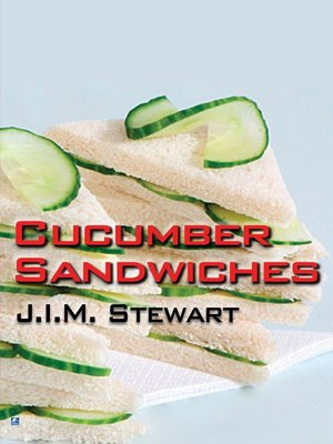 cover image of Cucumber Sandwiches