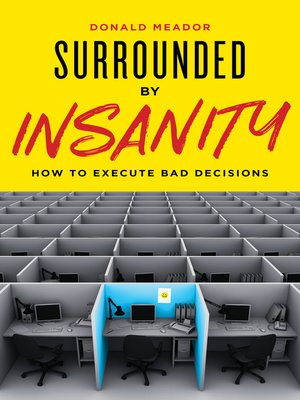 cover image of Surrounded by Insanity
