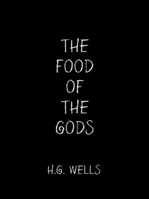 cover image of The Food of the Gods