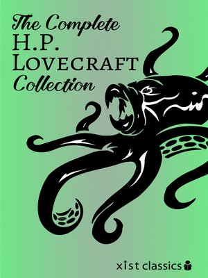 cover image of The Complete H.P. Lovecraft Collection