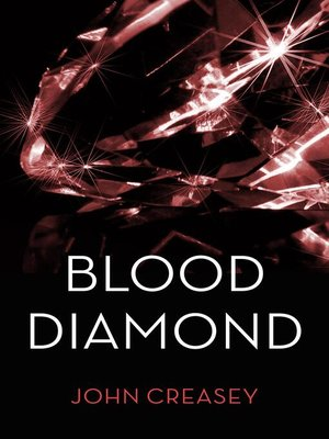 cover image of The Blood Diamond