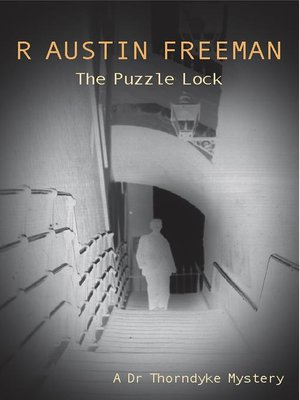 cover image of The Puzzle Lock