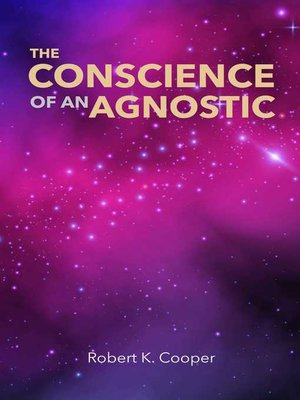 cover image of The Conscience of an Agnostic