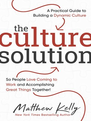 cover image of The Culture Solution