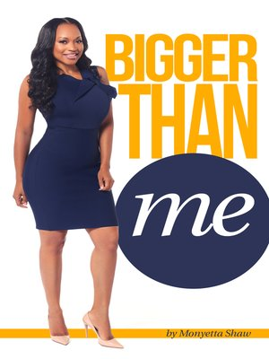 cover image of Bigger Than Me