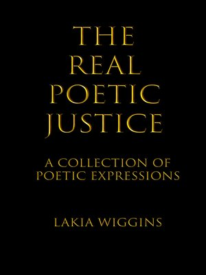 cover image of The Real Poetic Justice
