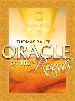 cover image of Oracle of the Reeds