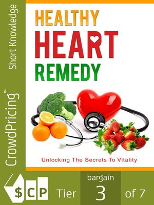 cover image of Healthy Heart Remedy