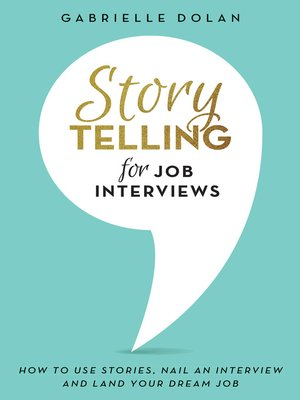 cover image of Storytelling for Job Interviews