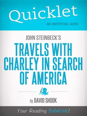 cover image of Quicklet on John Steinbeck's Travels with Charley in Search of America
