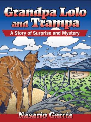 cover image of Grandpa Lolo and Trampa