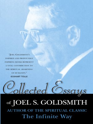 cover image of Collected Essays of Joel S. Goldsmith